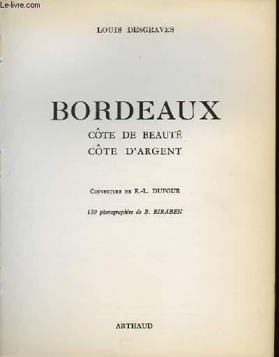 BORDEAUX CÔTE DE BEAUTE CÔTE D'ARGENT