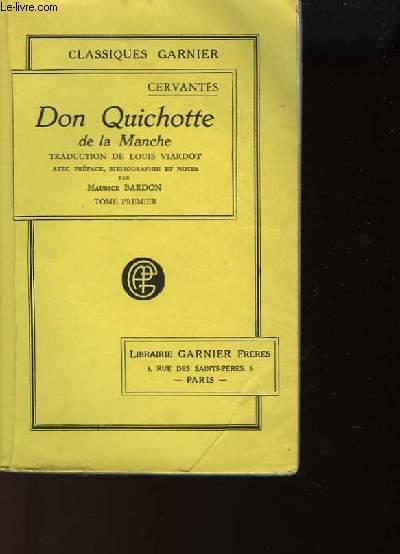 DON QUICHOTTE DE LA MANCHE - TOME 1