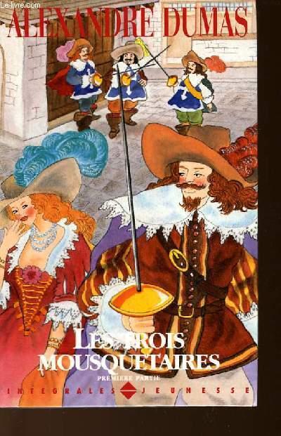 LES TROIS MOUSQUETAIRES - TOME 1