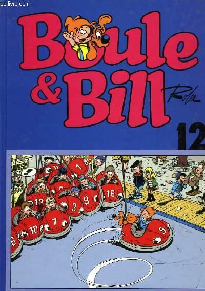 BOULE ET BILL N°12