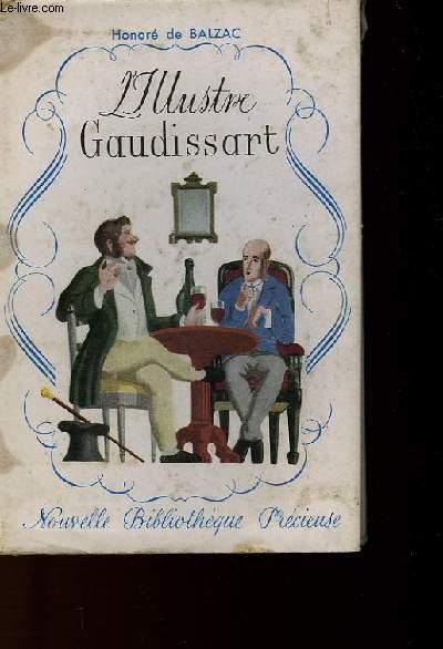 L'ILLUSTRE GAUDISSART - LE CHEF-D'OEUVRE INCONNU - SARRASINE