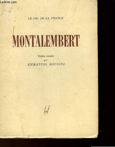 MONTALEMBERT