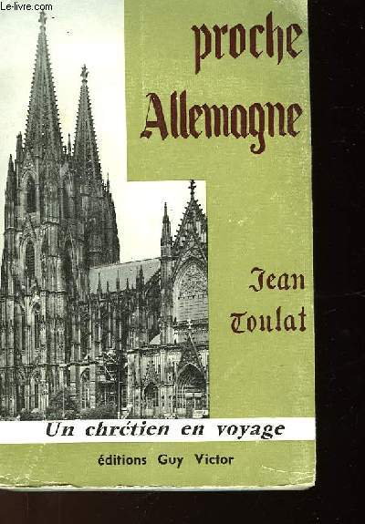 PROCHE ALLEMAGNE