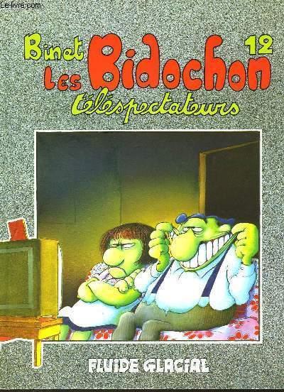 LES BIDOCHON - TOME 12 - LES TELESPECTATEURS