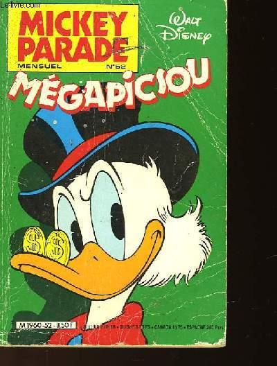 MICKEY PARADE N°52 - MEGAPISCOU