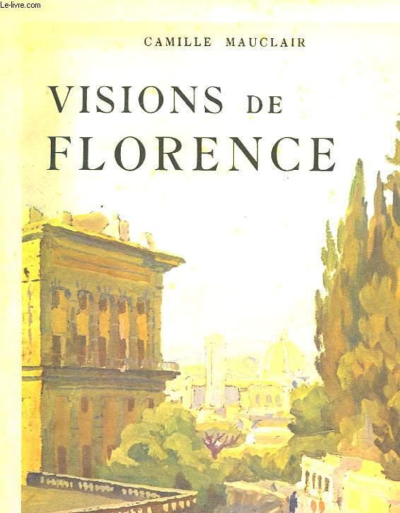 VISIONS DE FLORENCE