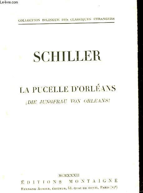 LA PUCELLE D'ORLEANS (DIE JUNGFEAU VON ORLEANS)