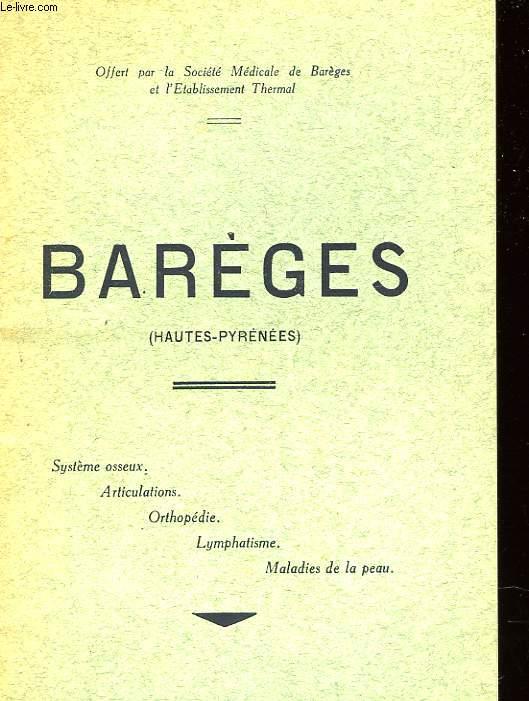 BAREGES (HAUTES6PYRENEES)