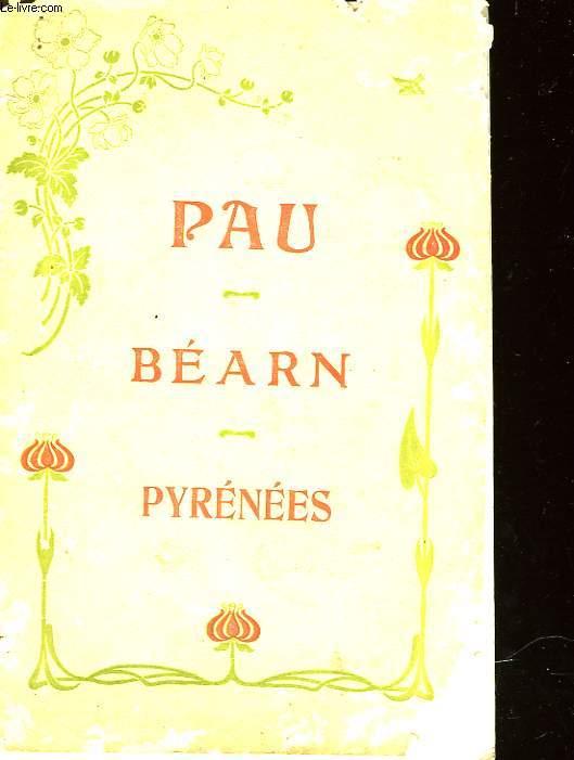 PAU BEARN PYRENEES