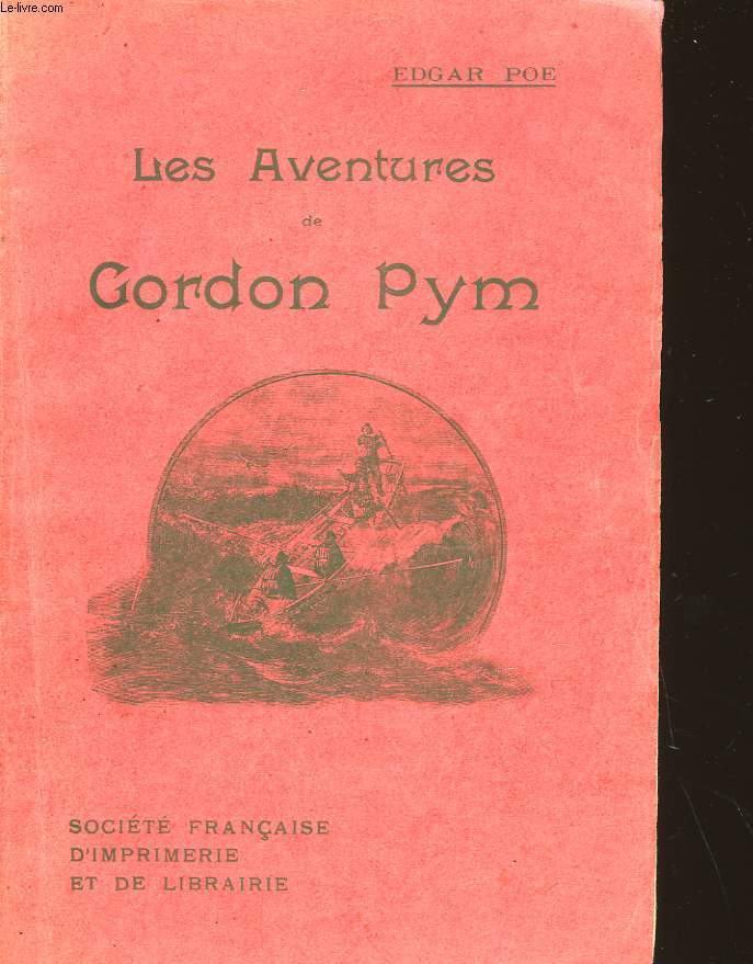 AVENTURES DE GORDON PYM