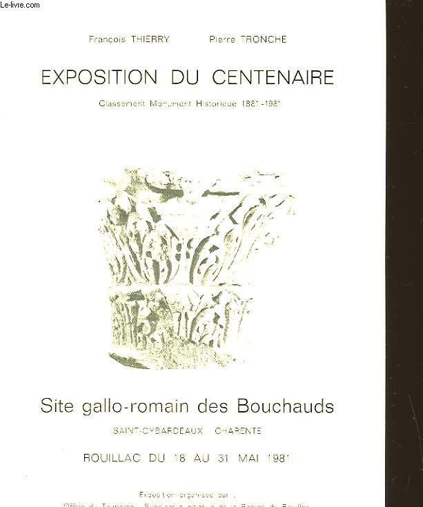 EXPOSITION DU CENTENAIRE