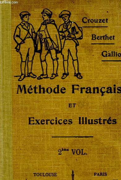 METHODE FRANCAIS ET EXERCICES ILLUSTRES - CLASSE DE 4° ET 3°