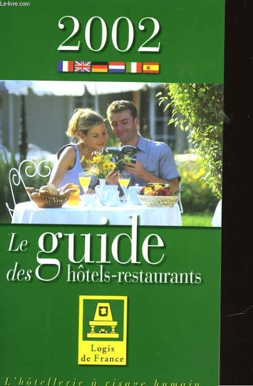 LE GUIDE DES HOTELS-RESTAURANTS