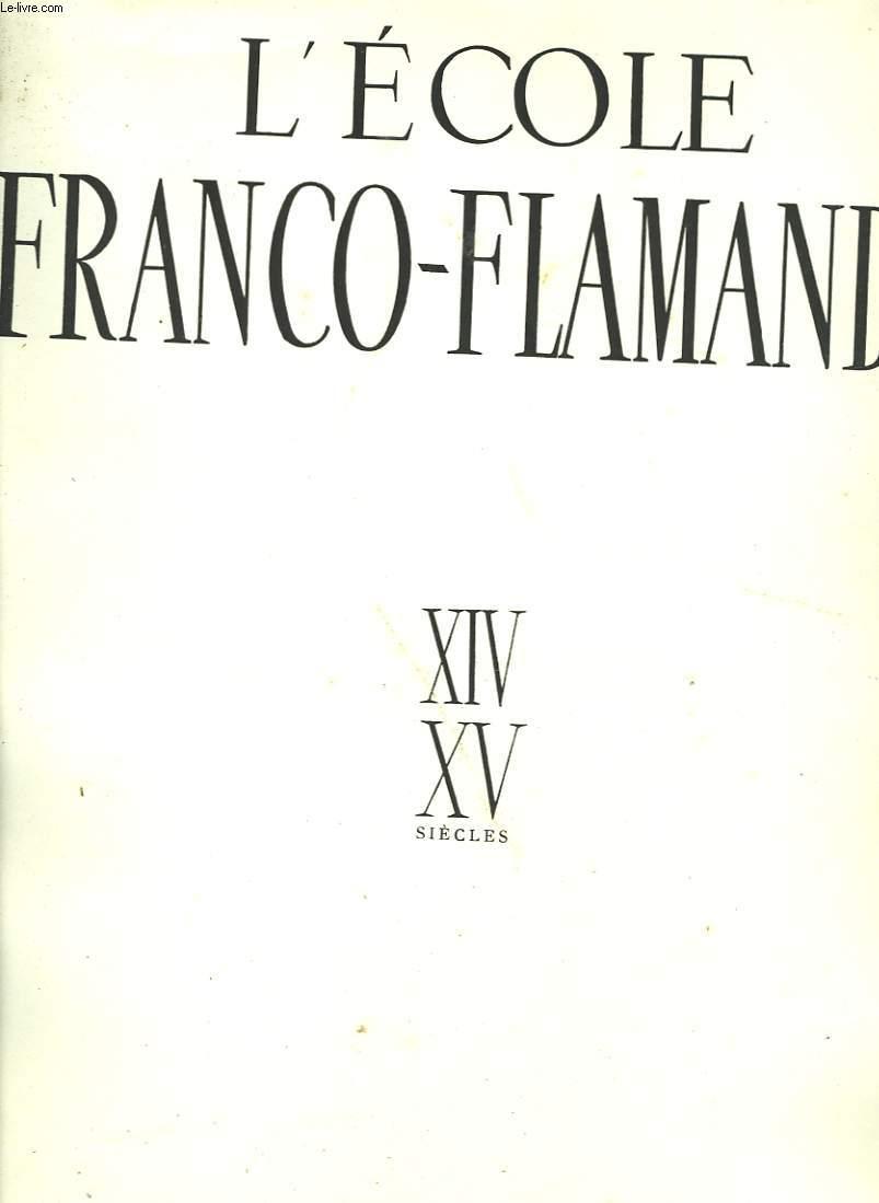 L'ECOLE FRANCO-FLAMANDE