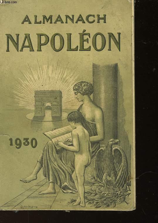 ALMANACH NAPOLEON 1930
