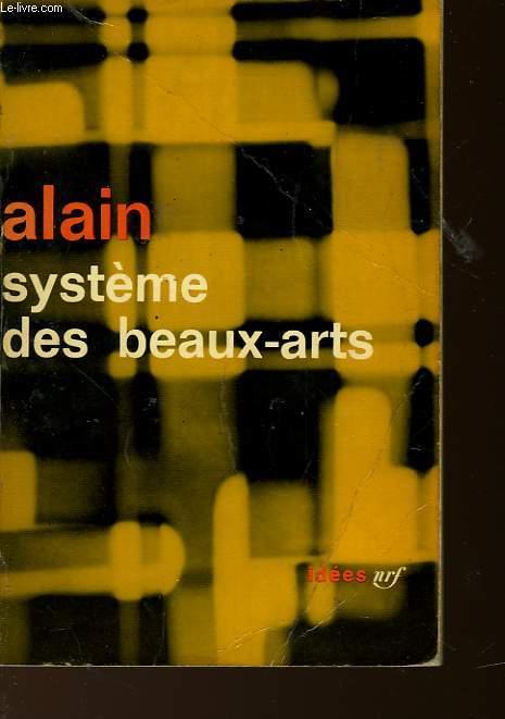 SYSTEME DES BEAUX-ARTS