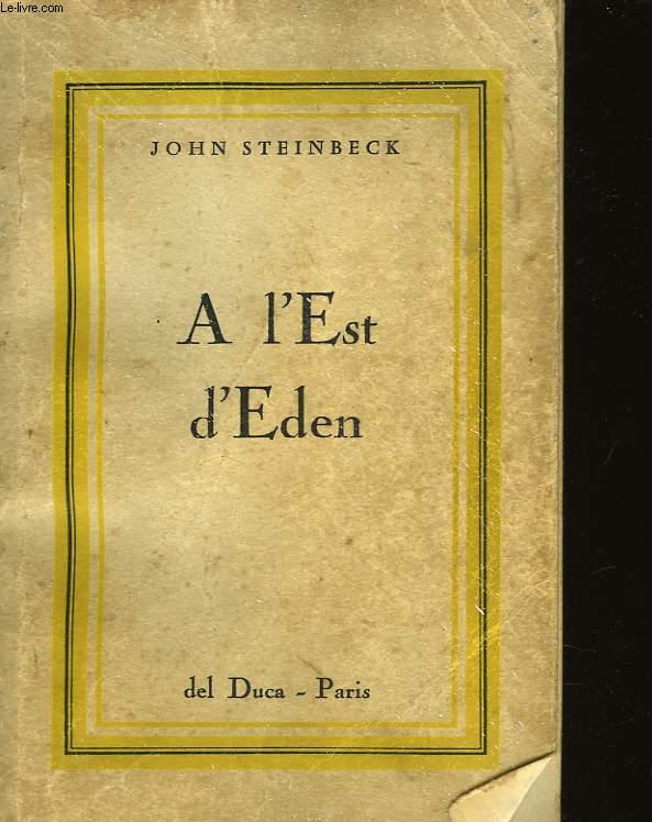 A L'EST D'EDEN - EAST OF EDEN