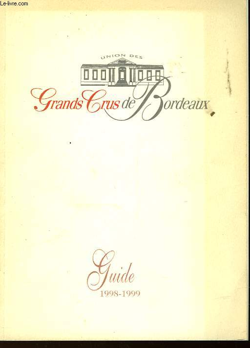UNION DES GRANDS CRUS DE BORDEAUX