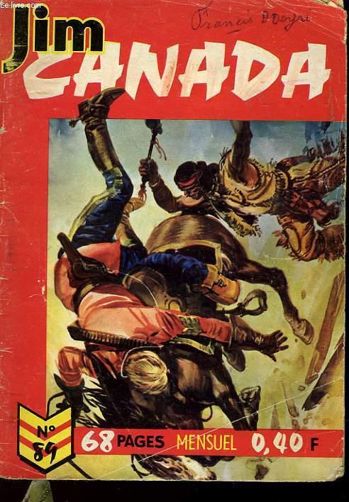 JIM CANADA N°89