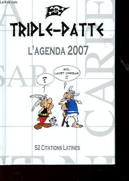 TRIPLE - PATT - L'AGENDA 2007