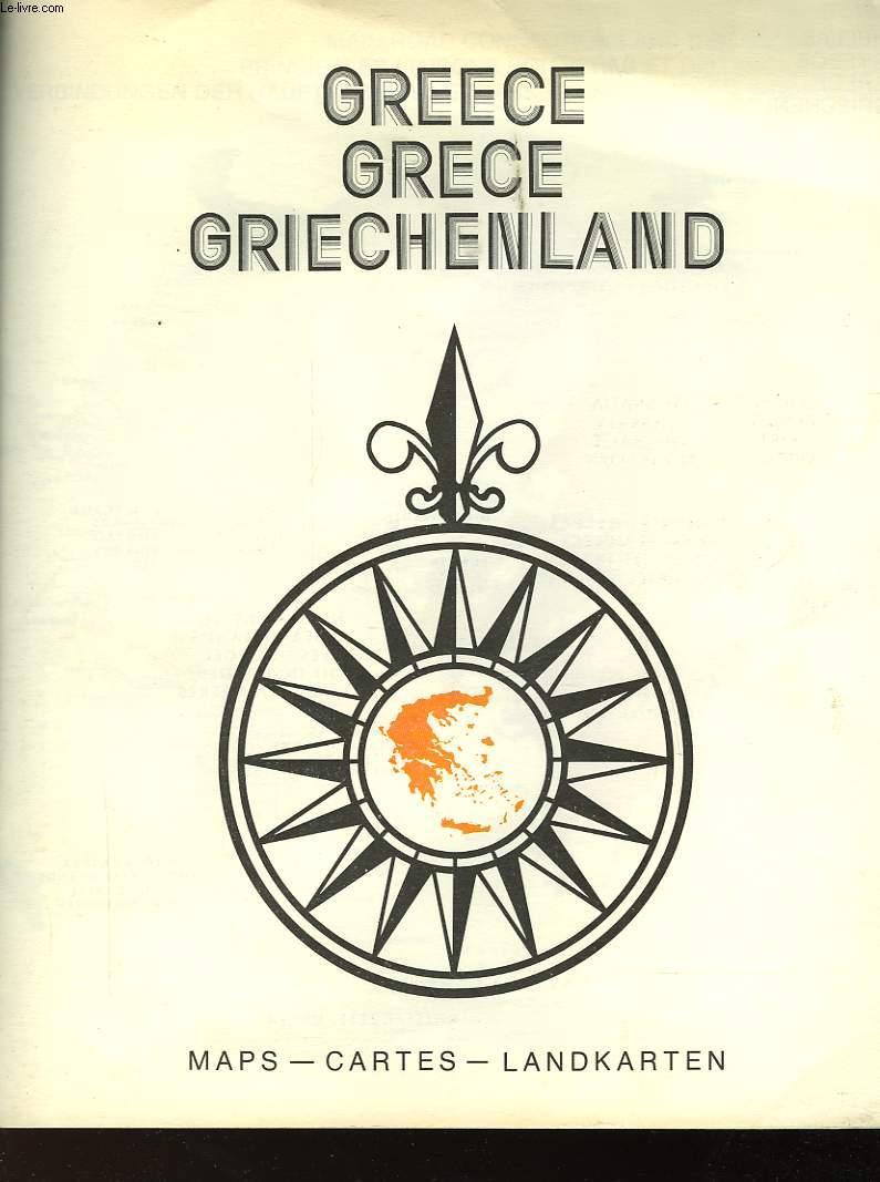 GREECE -GREVE - GRIECHENLAND