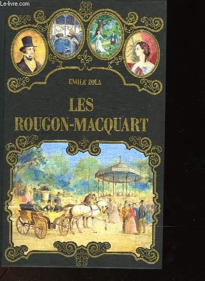 LES ROUGON-MACQUART - 1 - LE REVE - LA BETE HUMAINE