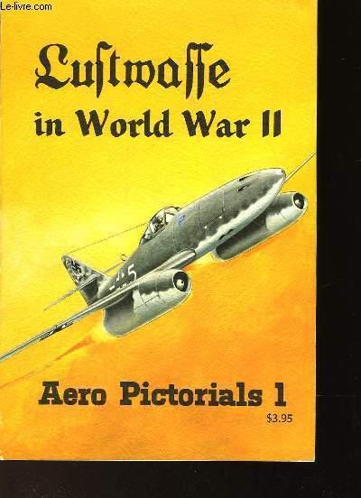 LUTWAFFE IN WORLD WAR II