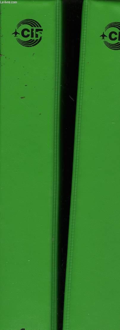 FALCON 20 - TRAINING MANUEL - 2 VOLUMES