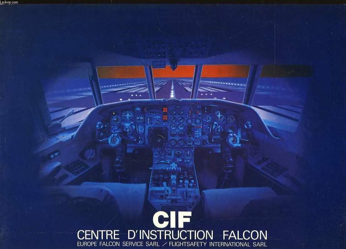 CENTRE D'INSTRUCTION FALCON