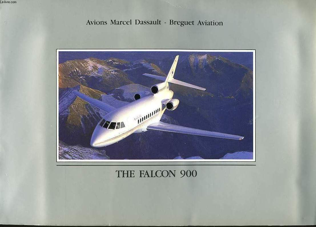 AVIONS MARCEL DASSAULT - BREGUET AVIATION - THE FALCON 900