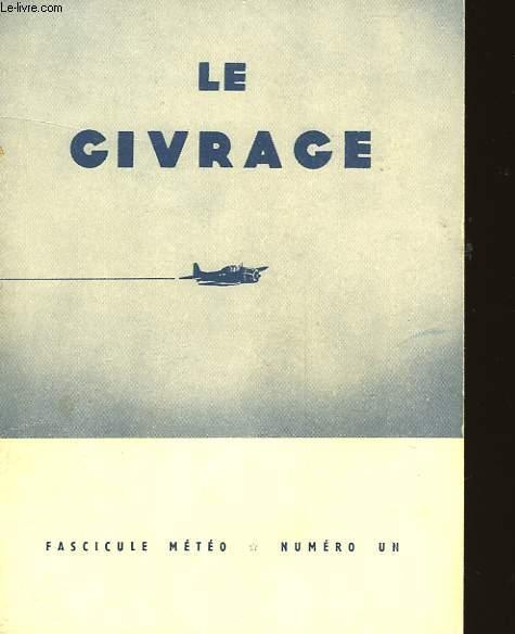 FASCICULE METEO - N°1 - LE GIVRAGE