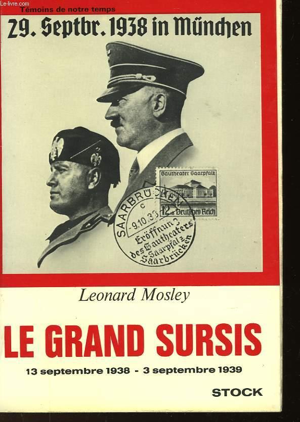 LE GRAND SURSIS