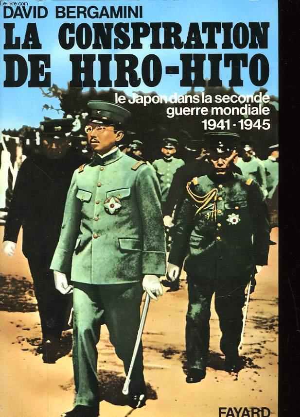 LA CONSPIRATION D'HIRO-HITO