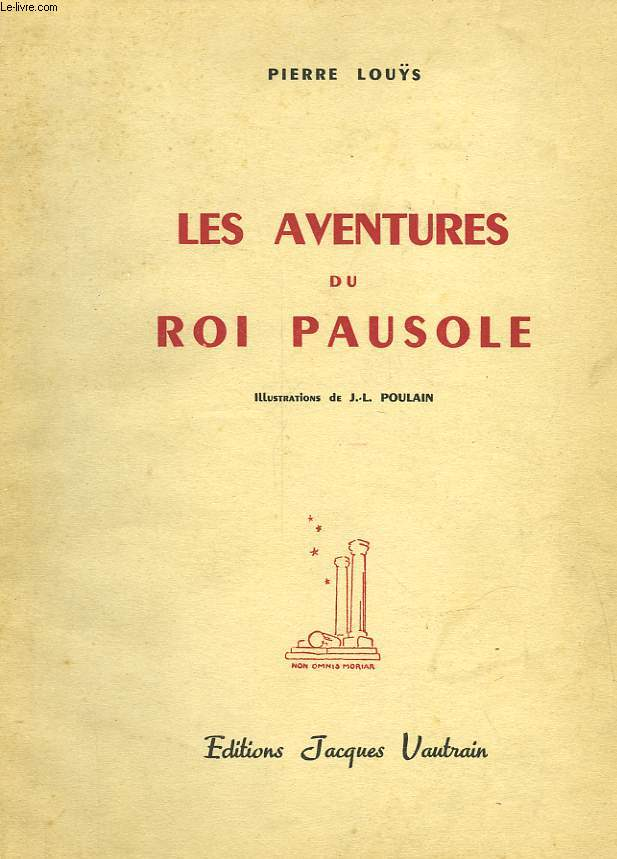 LES AVENTURES DU ROI PAUSOLE