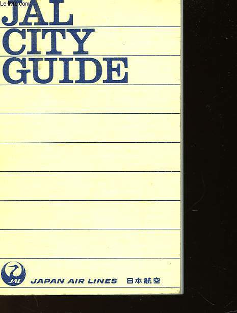 JAL CITY GUIDE