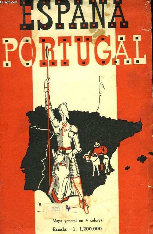 ESPAÑA - PORTUGAL