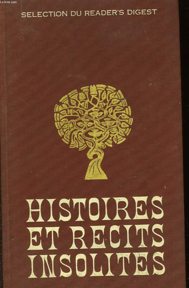 HISTOIRES ET RECITS INSOLITES