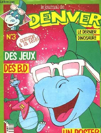 LE JOURNAL DE DENVER N°3