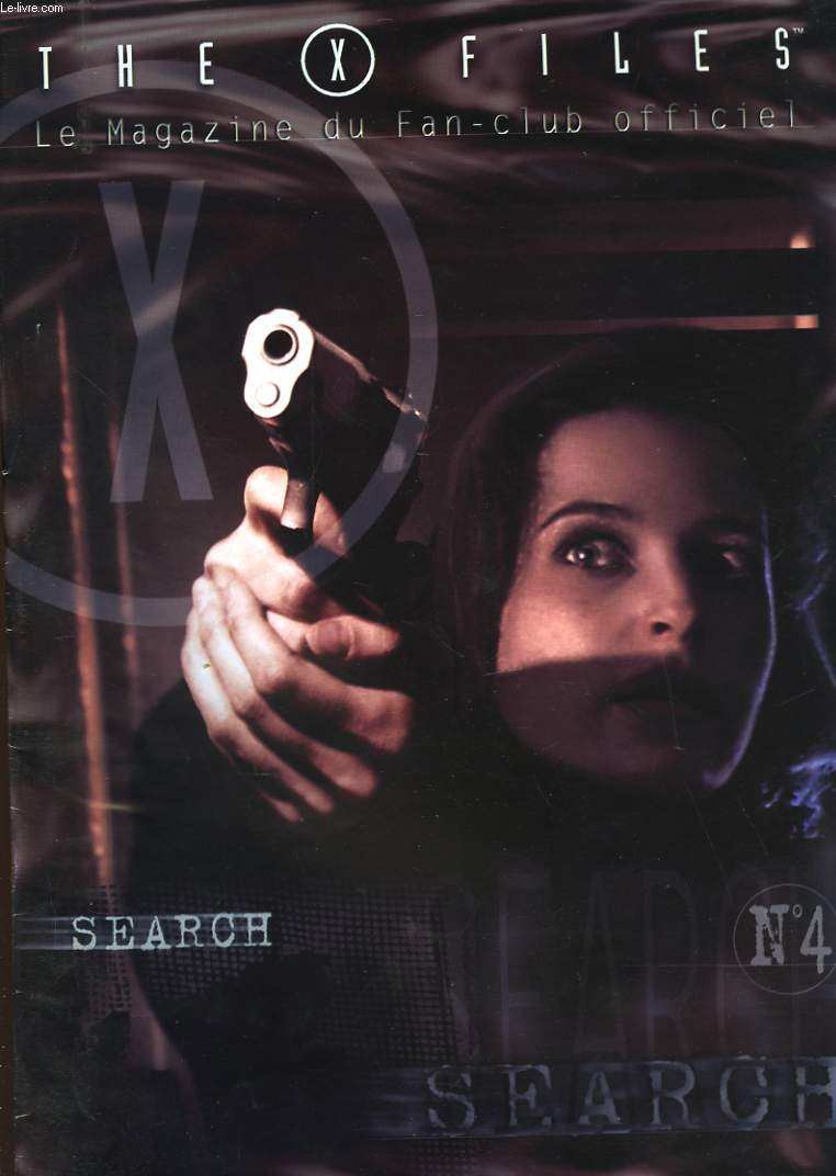 THE X FILES N°4