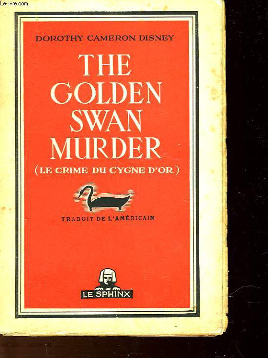 LE CRIME DU CYGNE D'OR - THE GOLDEN SWAN MURDER