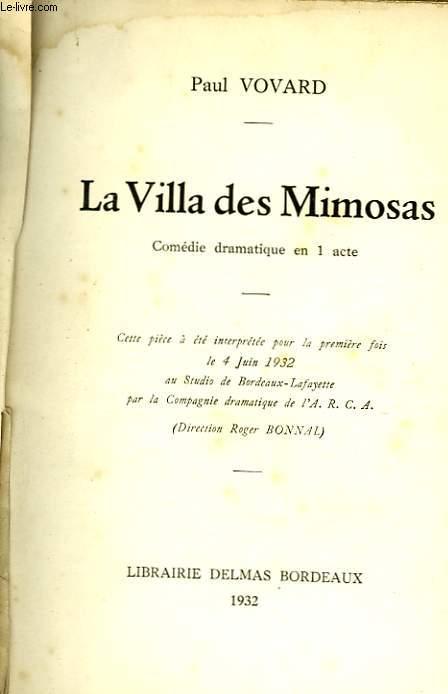 LA VILLA DES MIMOSAS