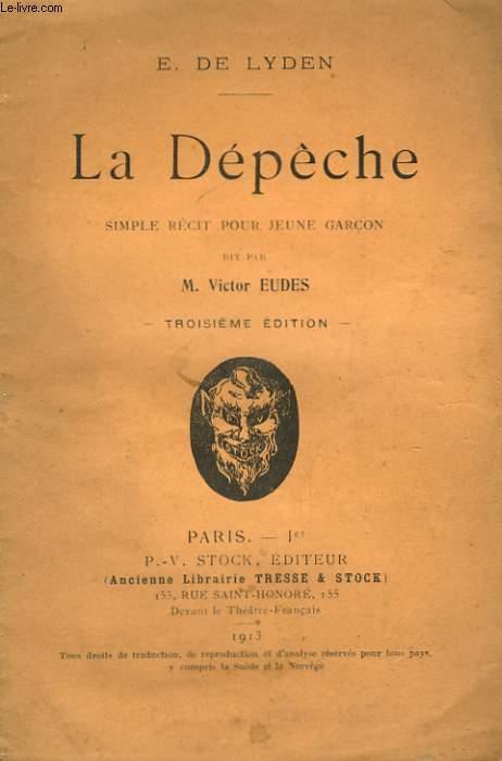 LA DEPECHE