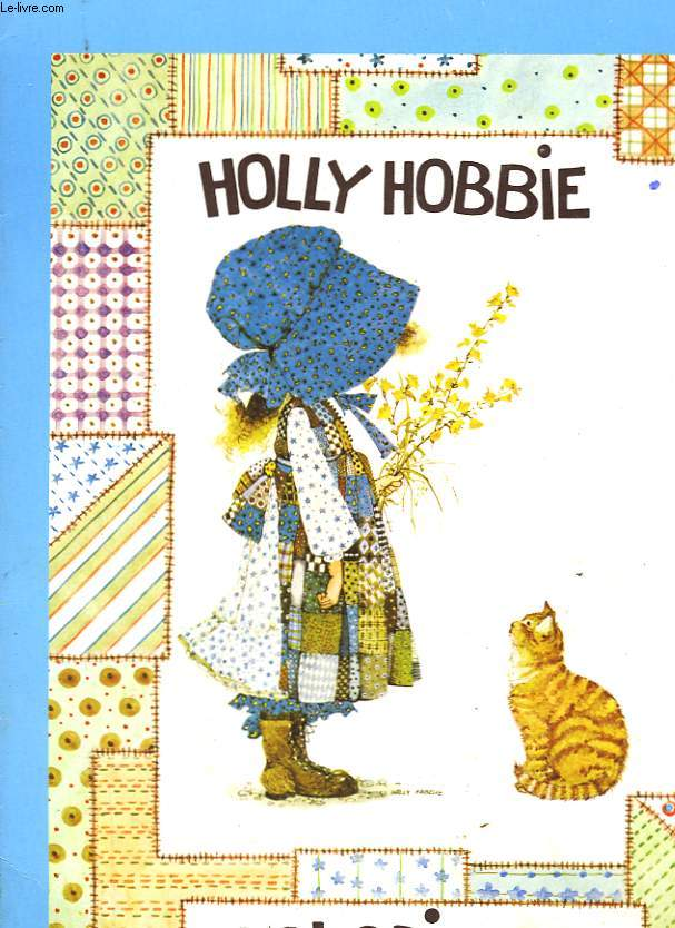 HOLLY HOBBIE - COLORIAGES
