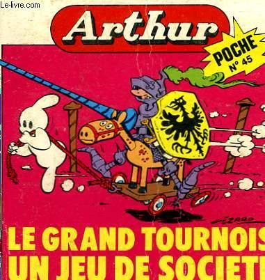 ARTHUR POCHE N°45