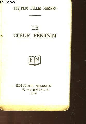 LE COEUR FEMININ
