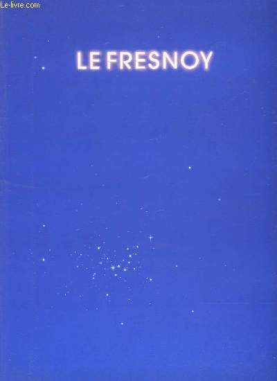 LE FRESNOY