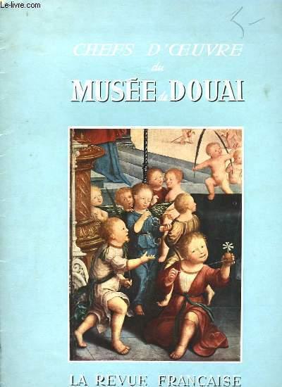 CHEF D'OEUVRE DU MUSEE DE DOUAI