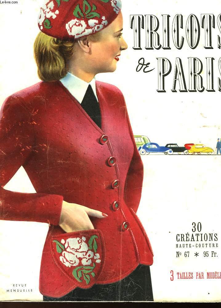 TRICOTS & PARIS - N°67 - 30 CREATIONS