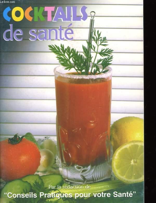 COCKTAILS DE SANTE