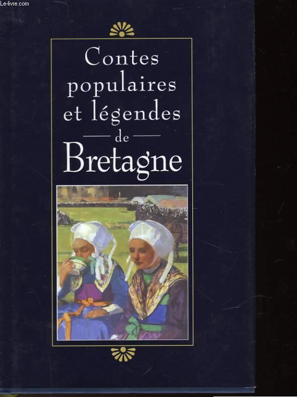 CONTES POPULAIRES ET LEGENDES DE BRETAGNE